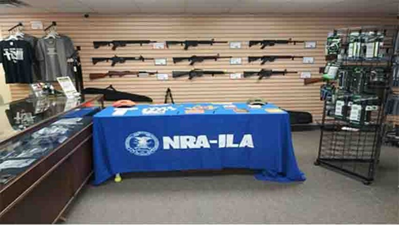 Modern Arms Focused on its Community, Hosts NRA Day