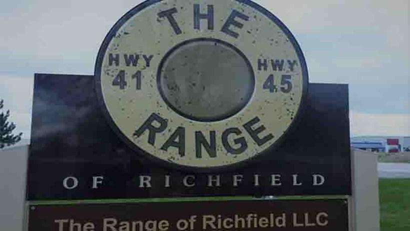 The Range of Richfield