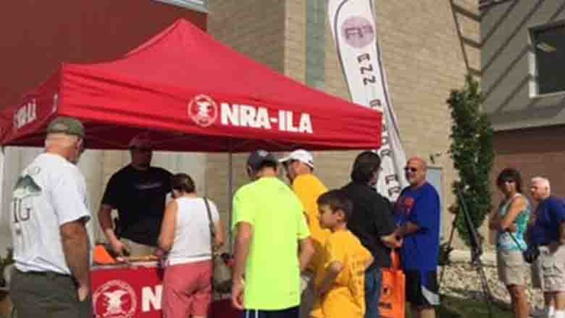 Ann Arbor Arms Educates Patrons of the Store on NRA-ILA