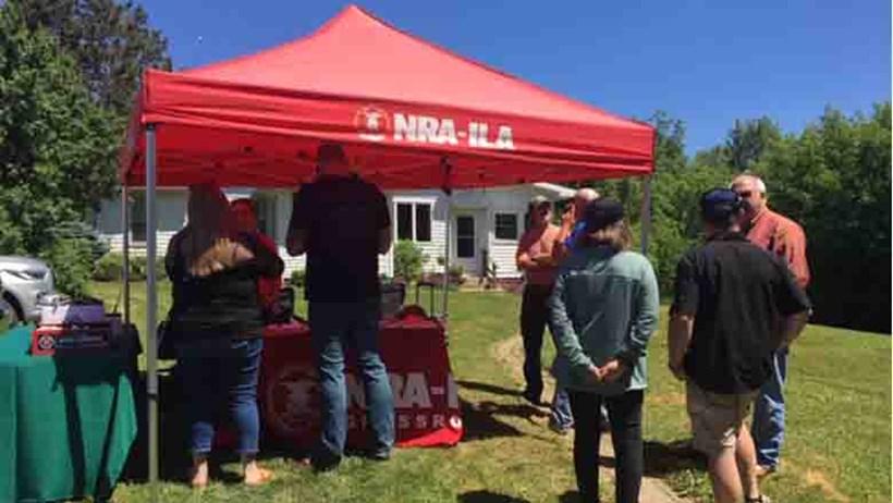 NRA Day at Dam Road Gun Shop