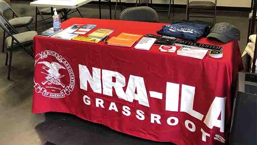 NRA Day at Best Shot Gun Range & Training