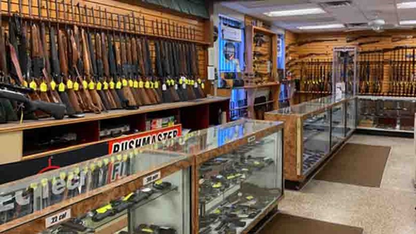 NRA Day at The Shooters Shop