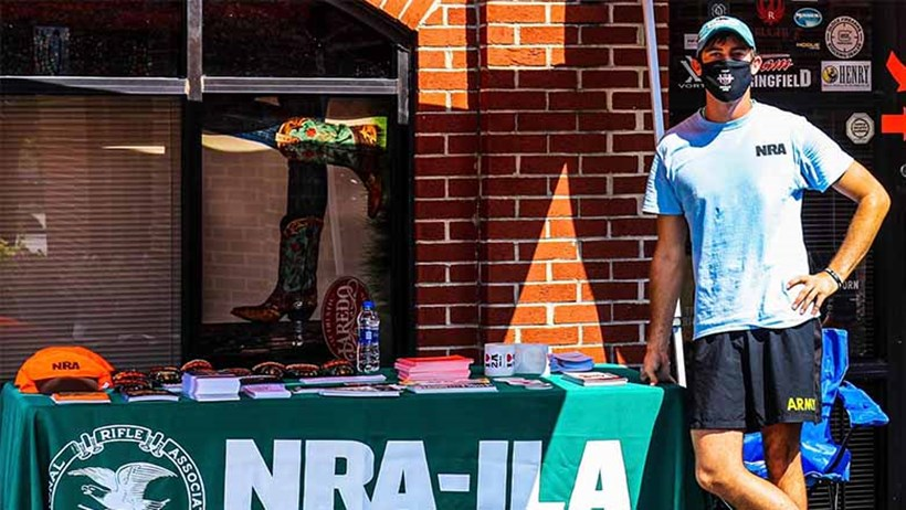 NRA Day at American Guns and Ammo