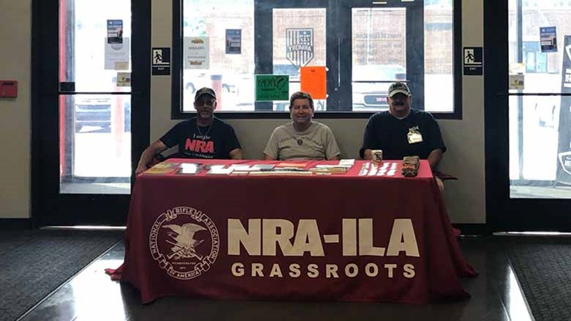 NRA Day at 717 Armory