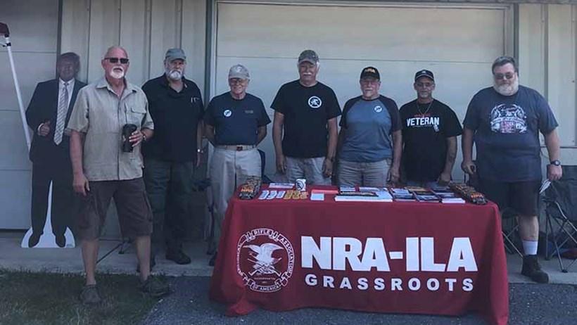 NRA Day at Staudt's Gun Shop