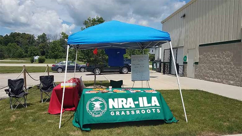 NRA Day at The Range of Richfield