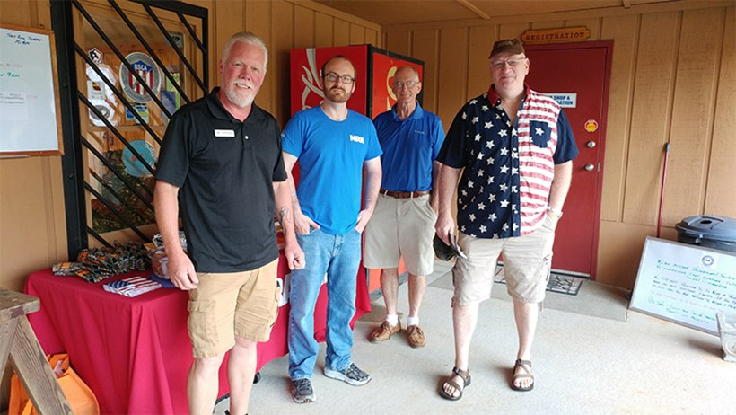NRA Day at Deep River Sporting Clays and Shooting School