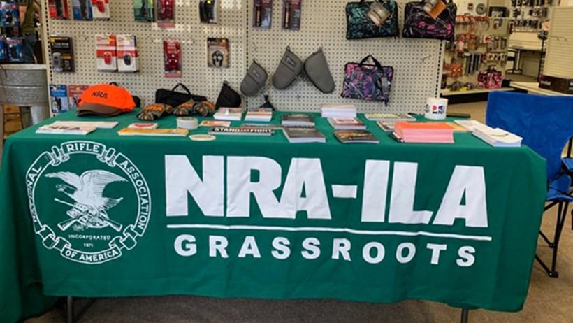 NRA Day at Carolina Firearms Training and Gun Sales