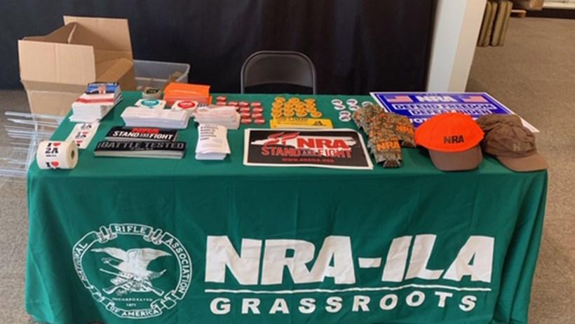 NRA Day at Carolina Sporting Arms