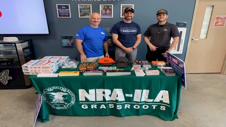 NRA Day at Point Blank Range