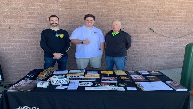 NRA Day at Green Top