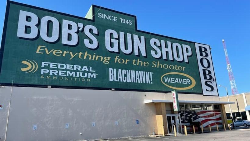 Bob's Gun Shop Host's NRA Day